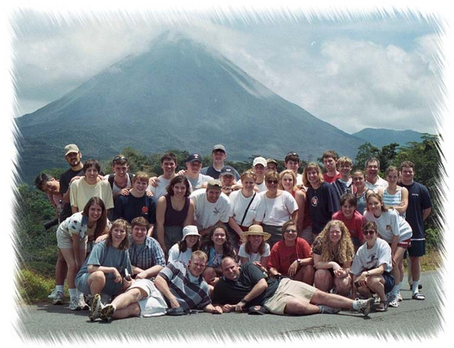 Costa Rica Group Photo