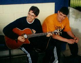 Mark and Brock