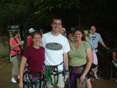 Canopy Tour Zipline