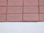 Chastain Veteran Bricks