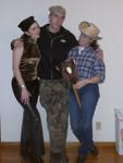 Me, Shanle, and Amanda