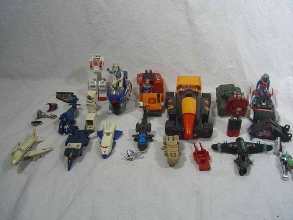 M.A.S.K. item for sale. (Sorry, not MR-747)