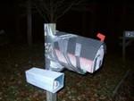Mailbox Vandal