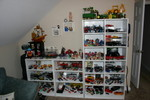 Before the GoBots took over my car collection.