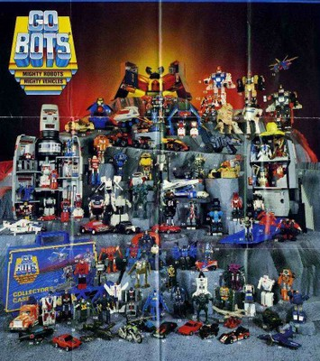GoBots - My Goal!