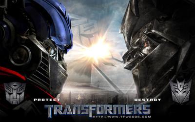 Transformers Movie