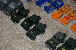 Geeper Creeper, some with windshields (complete figure SOLD)