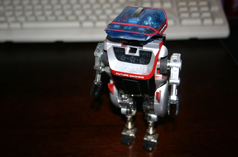 One of the best Psycho Super GoBots I've seen!