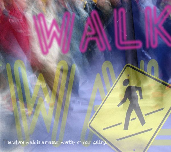 The Walk Background