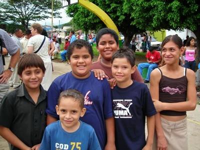 My Costa Rican fans :)