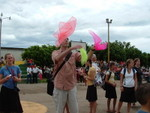 Juggling in Costa Rica