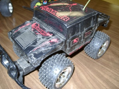RC Hummer