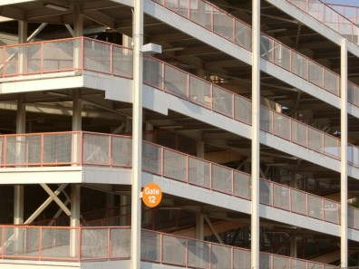 Neyland Stadium Ramps