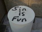 Sin is Fun