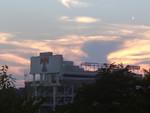 Neyland Stadium Sunset