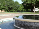 Clarence Brown Fountain